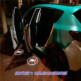 (3) Car Door Welcome Light