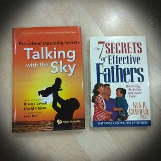 7 Secret of effective father & Parenting book.