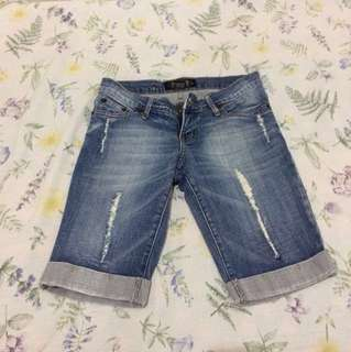 NEXT - Tattered Denim Tokong