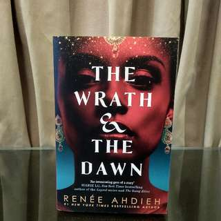 Brand New Book - The Wrath & The Dawn