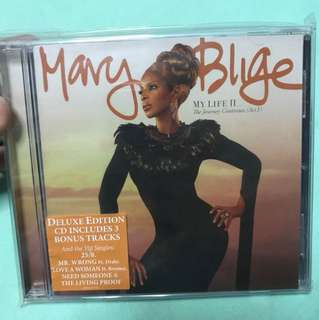 Mary J Blige - My Life II... The Journey Continues (Act 1) Deluxe Edition