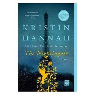 The Nightingale: A Novel Kindle Edition by Kristin Hannah  (Author)