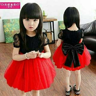 KIDS SHANSHAN RED