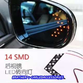 (3) Side Mirror Arrow Light