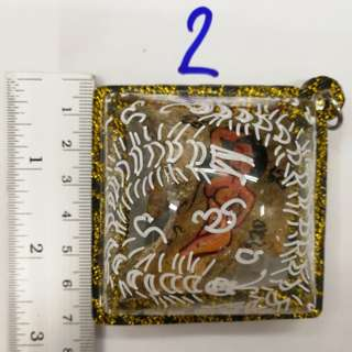 Thai amulets Panneng special edition Arjarn Surak BE 2560 powerful effective barang. Grant all wishes