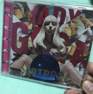 Lady Gaga - Artpop Deluxe Edition