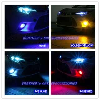 (3) LED Fog Light Bulb