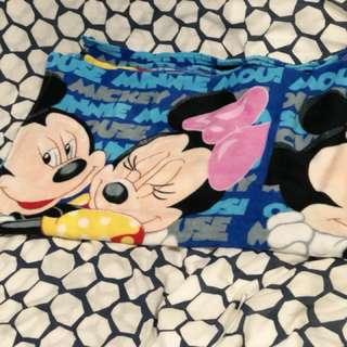 Mickey & Minnie Blanket