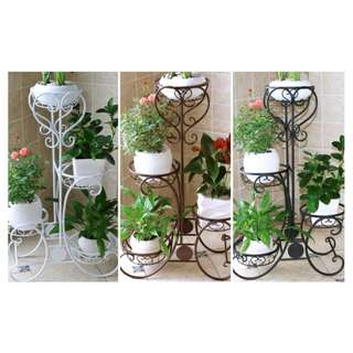 4 level Metal Plant Stand / Organizer