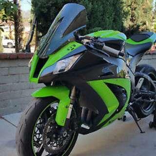2012 Kawasaki 1000cc