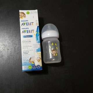 BNIB Avent milk bottle