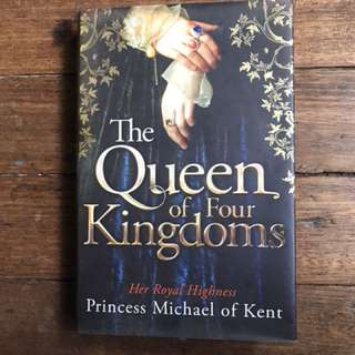 The Queen of Four Kingdoms (Hardbound)
