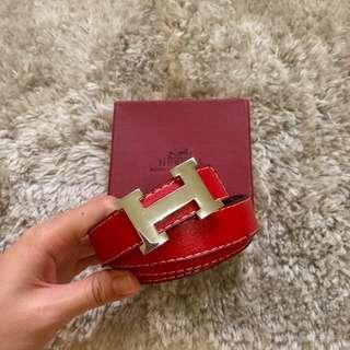 ✨Hermès Belt (Leather)✨