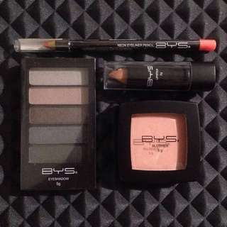 TAKE ALL for P499 • BYS Makeups