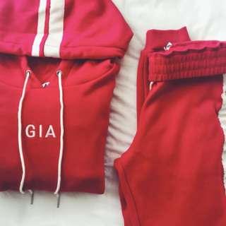 GIA Diamond Tracksuit