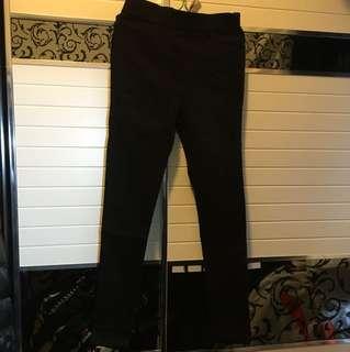 $30 for 2 Home pants 家居褲 black leggings