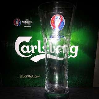 嘉士伯限量啤酒杯