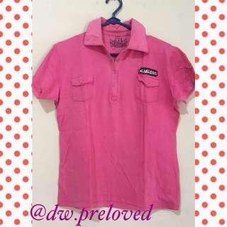 Clueless Pink