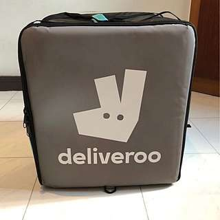 Deliveroo Food Delivery Kit