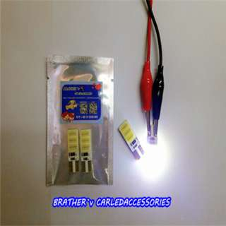 (3) LED COB T10 Bulb many color