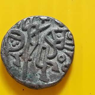 MEDIEVAL HINDU KINGDOM - Horseman / Bull - Variety vintage Billion Coin - 1000 Years Old - india - bi52