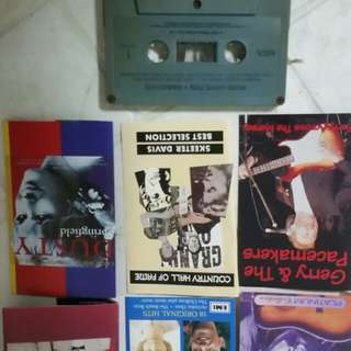English Facourite oldies ( cassette(