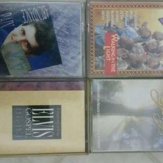 Christain cassette music