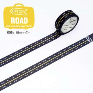 Last 1 instock! (Mix & Match)* Let's Go Series - Road