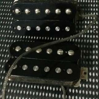 Gibson 490T and 490R Pickup Set