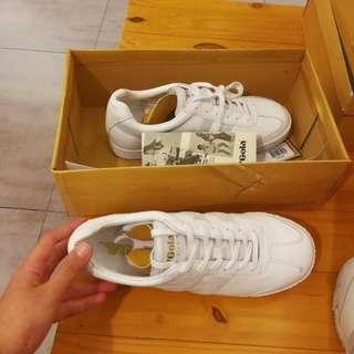 Gola White Sneakers