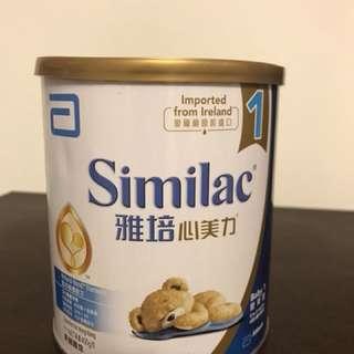 Abbot similac milk powder 雅培心美力 1奶粉