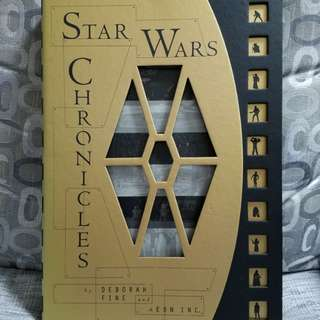 Star Wars Chronicles (Year 1997, 1st printing edition)90% New