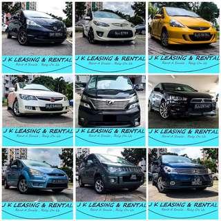 CNY PROMO LAST FEW UNITS ! CNY RENT RENTAL UBER GRAB HATCHBACK SEDAN MPV SUV
