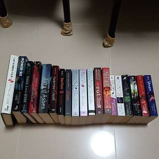 Books $12 each