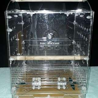 Acrylic Birds Cage