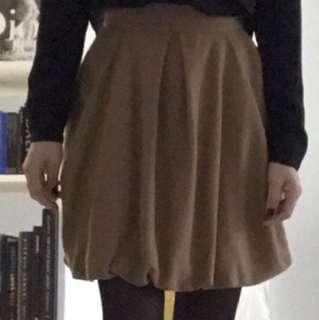Almost New Lanvin en blue skirt