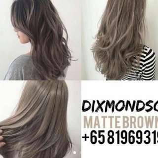 BN ; Hair Dye