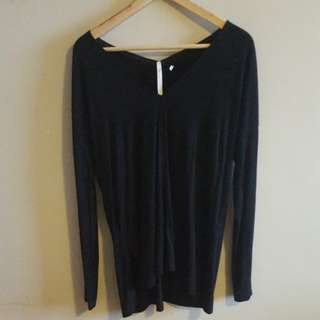 Aritzia long sleeve top