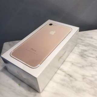 iPhone 7 GOLD !