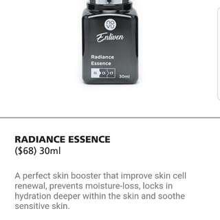 NOVU Enliven Radiance Essence