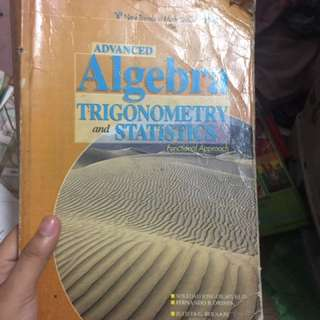 Advanced algebra: trigonometry and statistics functional approach