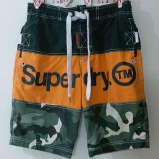 Superdry短褲(全新)