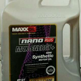 MAXXOIL Nano Plus Engine Oil