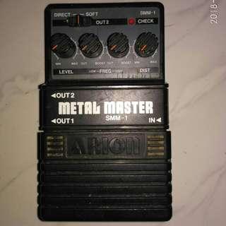 Efeck Arion Metal Master ori