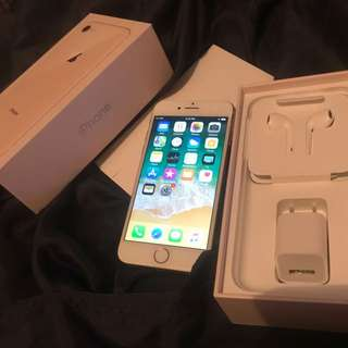 iPhone 8 Gold (unlocked)