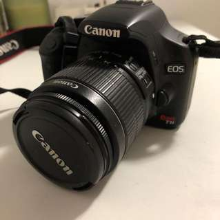 CANON Rebel T1i