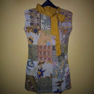 Batik Patch Etnic