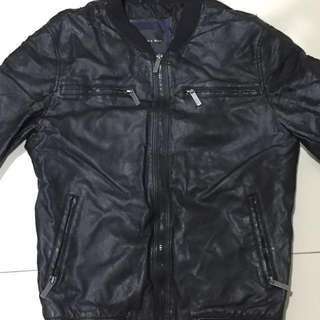 Jaket Kulit Zara / Leather Jacket Zara / Jaket Stylish