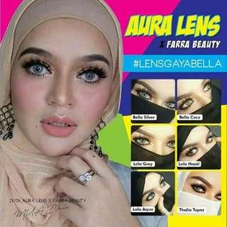 AuraLens X Farra Beauty