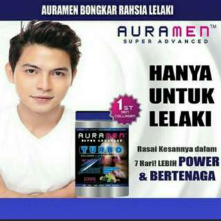 AuraMen Super Advanced Turbo Collagen